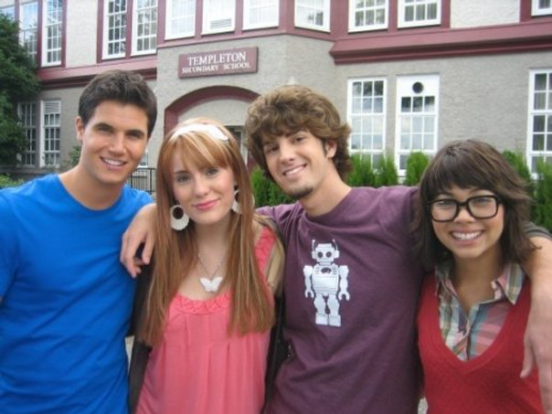Kate and the Scooby Gang