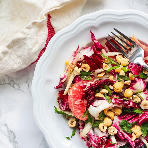25 Gluten Free + Vegetarian Salad Recipes You Can Make In 25 Minutes or Less