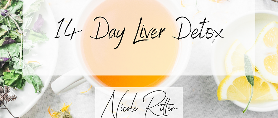 14 Day Liver Detox