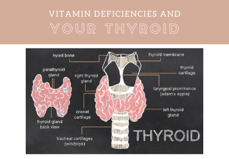 Vitamin Deficiencies and Your Thyroid