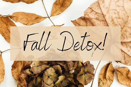 Fall Detox!