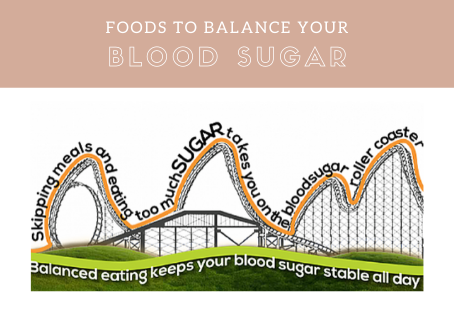 Foods To Balance Your Blood Sugar