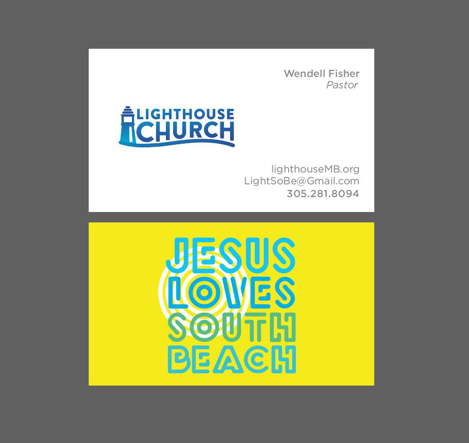 Lighthouse Church branding