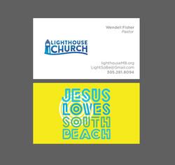 Lighthouse Church branding