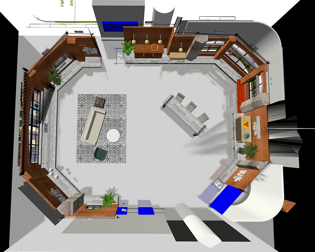 Vectorworks 3D render