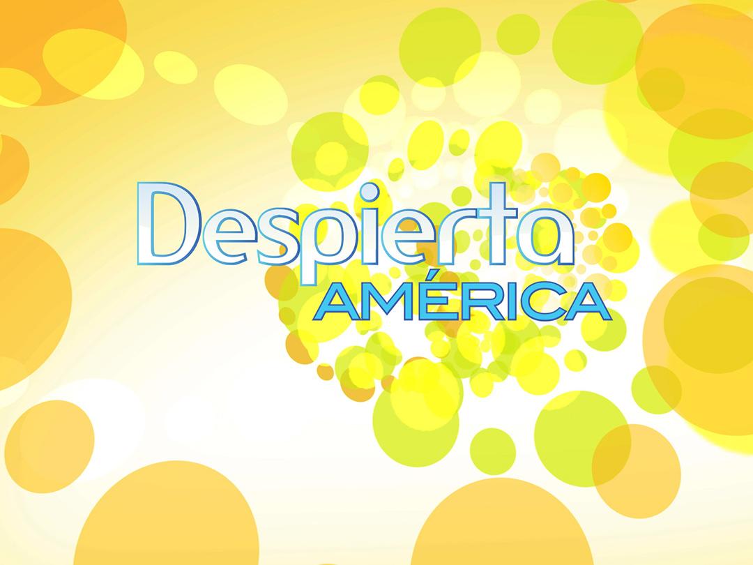 Despierta America logo design