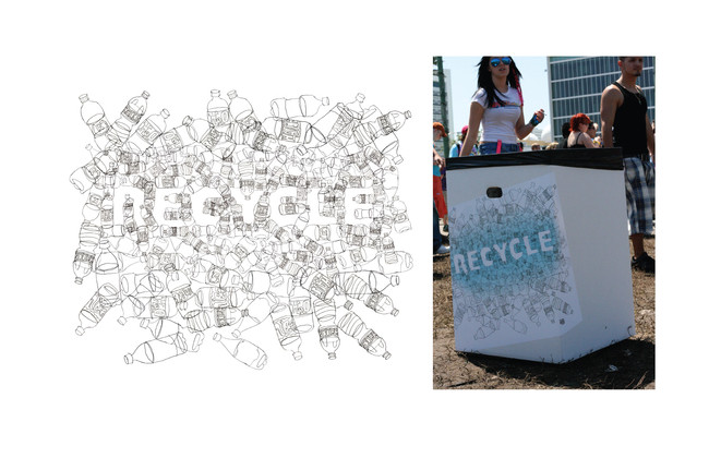 ULTRA RECYCLE CONTAINERS
