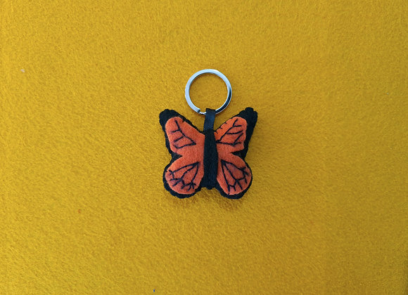 Llavero - Mariposa