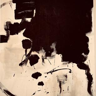"""Eruption"" (on canvas)"