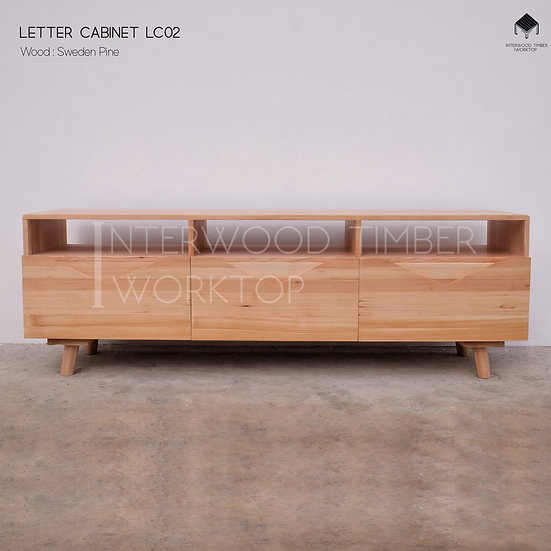 Letter Cabinet LC02