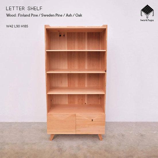 Letter Shelf