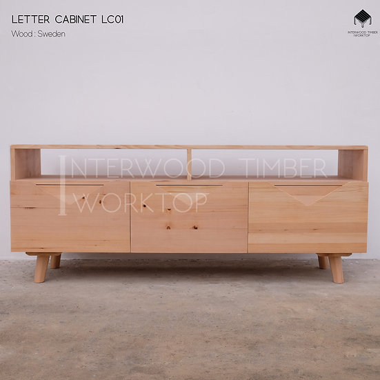Letter Cabinet LC01