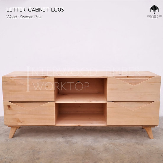 Letter Cabinet LC03