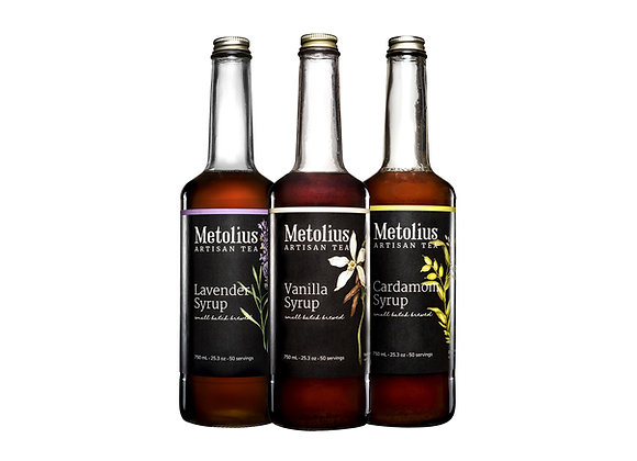 WS Mix-n-Match Syrups