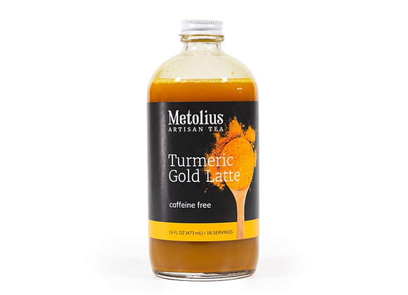 Turmeric Gold Latte