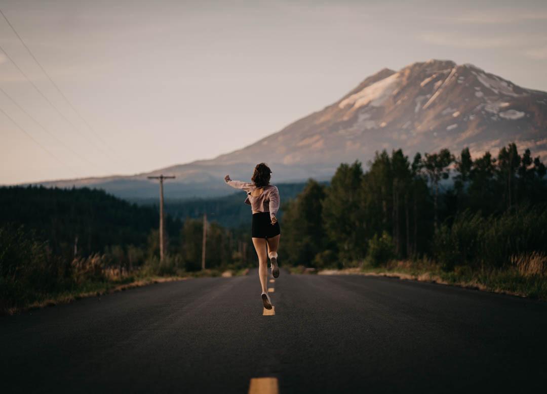 Mt. Adams, Washington State