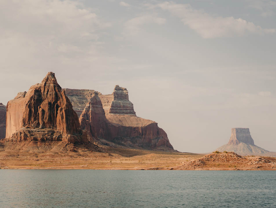 Other Worldly, Lake Powell, Utah