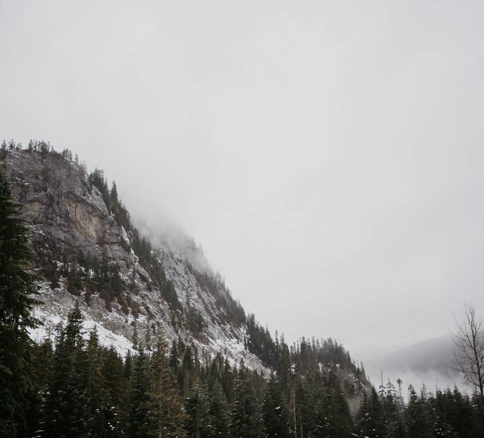 Peek-a-boo, Pacific Northwest