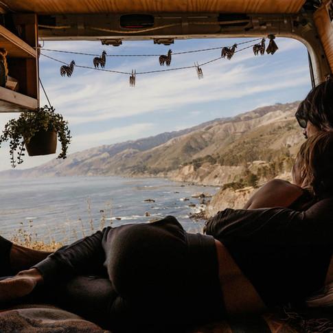Big Cuddles in Big Sur