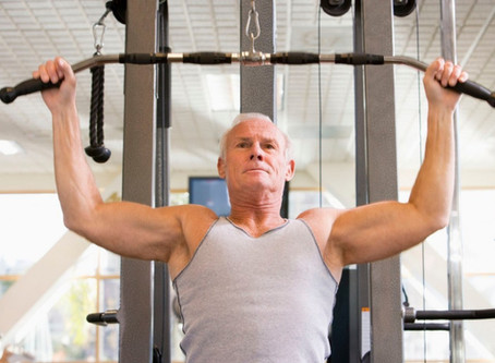 Key Found to Muscle Loss After Age 65