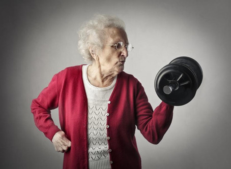 Seniors and Weightlifting: Never Too Late - Idaho Fitness Factory