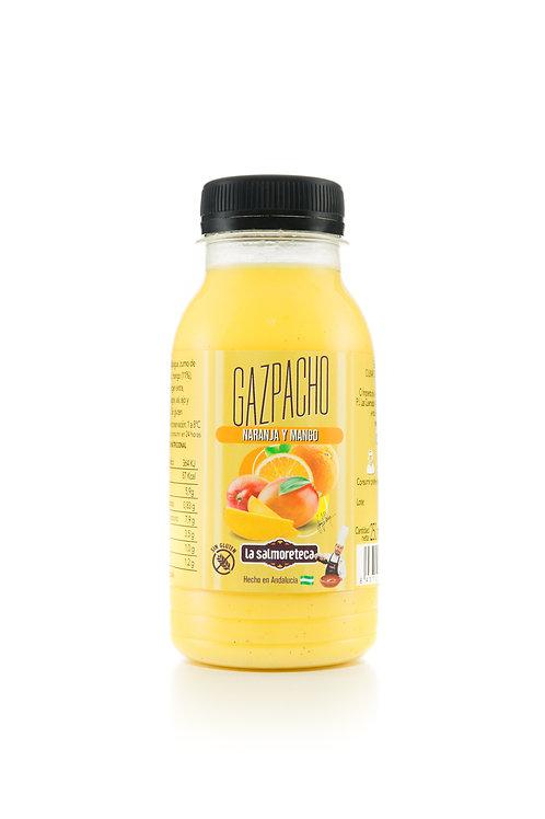 Gazpacho de mango y naranja 250ML