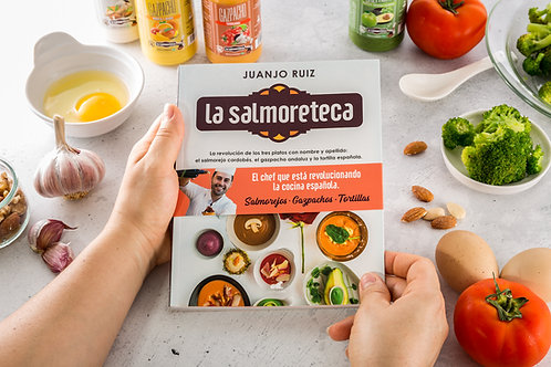 Libro La Salmoreteca de Juanjo Ruiz