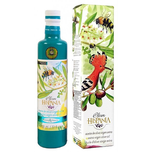 Aceite Nature Premium Monovarietal Arbequina 500ml