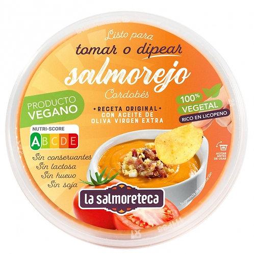 Salmorejo tradicional cordobés tarrina 200 g
