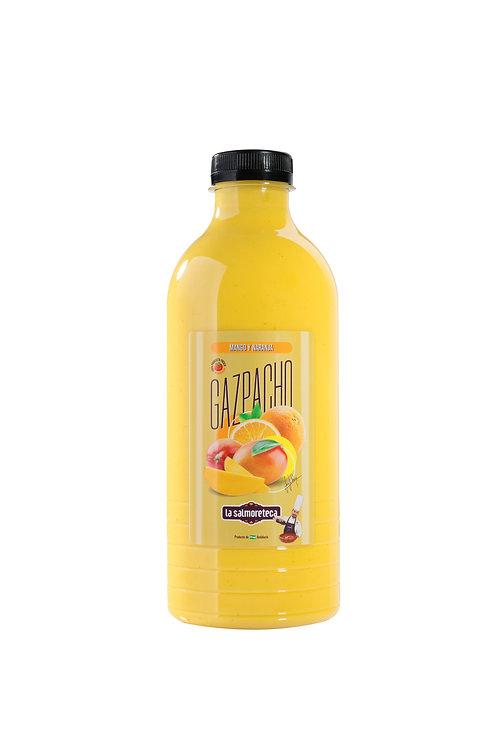 Gazpacho de mango y naranja 1L