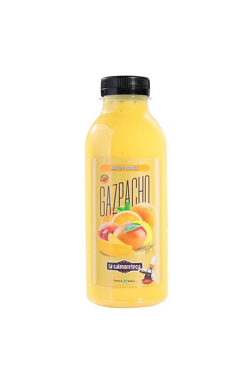 Gazpacho de mango y naranja 500ML
