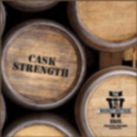 Cask Strength, The Whiskey Brother's second album!