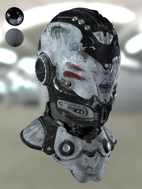 Sci-Fi Robot