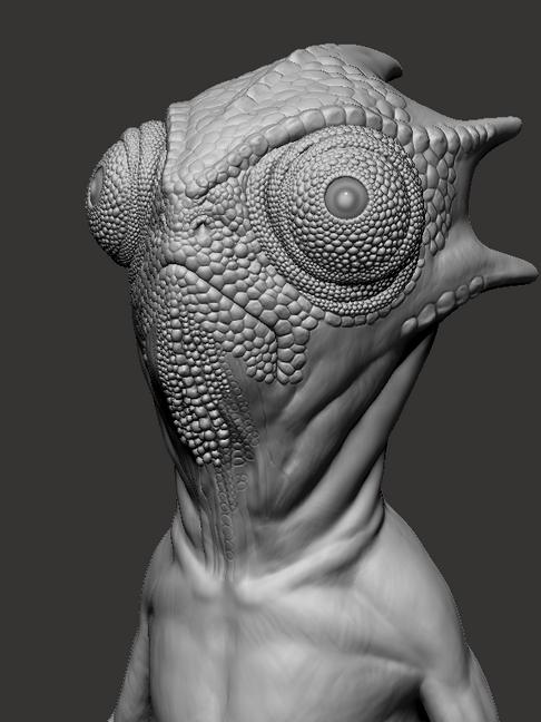 Creature (WIP)