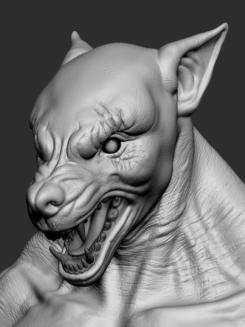 Werewolf (DNEG Masterclass)