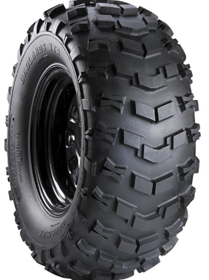 Carlisle Badlands XTR Size 255-65R12