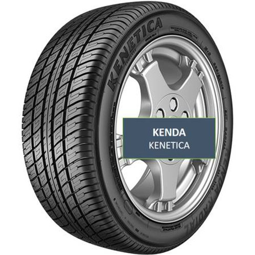 Set of 4 - 195/70/14 NEW Kenda Kentica Tires