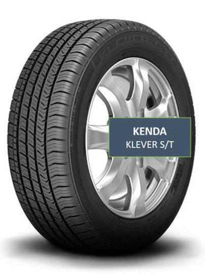 Set of 4 - 215/70/16 NEW Kenda Tires