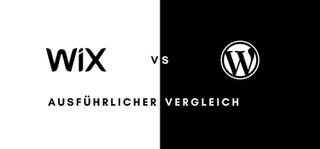 WIX vs Wordpress - Der große Vergleich