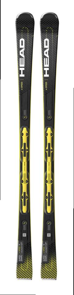 Ski Gelb