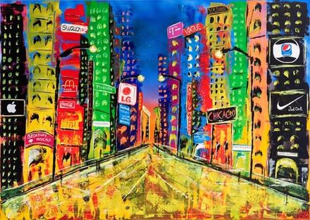 Times Square Auflage 49