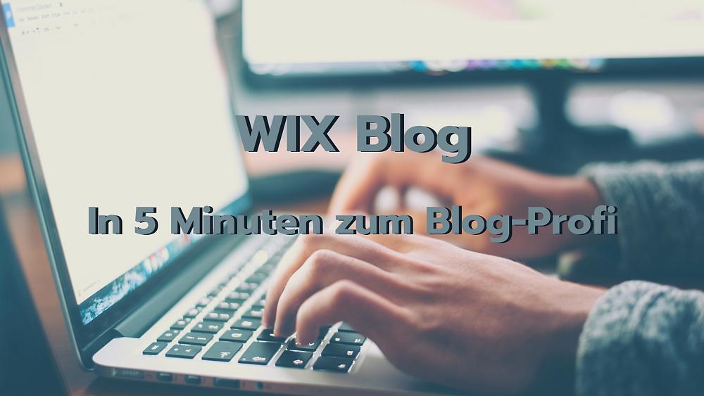 In 5 Minuten zum Blog-Profi