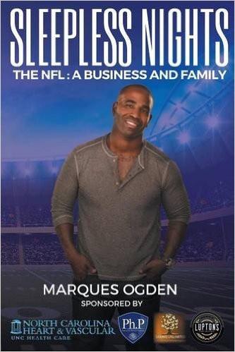 Marques Ogden, Sleepless Nights Book