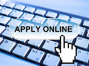 Digital clicking apply now button