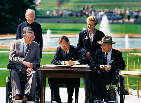 A New Civil Rights Act: From Declaration to Reality