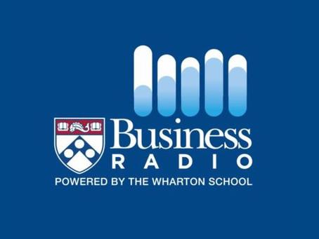 Julie Sowash on Dollars and Change | Wharton Business Radio Guest Audio