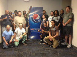 Pepsi ACT Team Honored with PepsiCo's Global Harvey C. Russell Inclusion Award