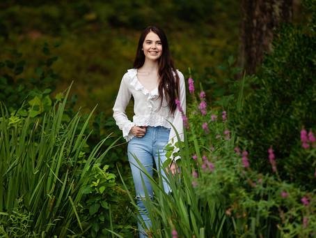 Senior Mary Kate |  Shrewsbury High School | Class of 2021