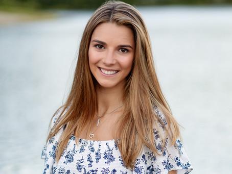 Senior Nicole    Shrewsbury High School   Class of 2021