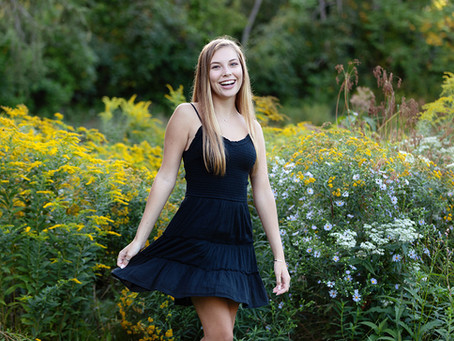 Senior Samantha | Shrewsbury High School | Class of 2021